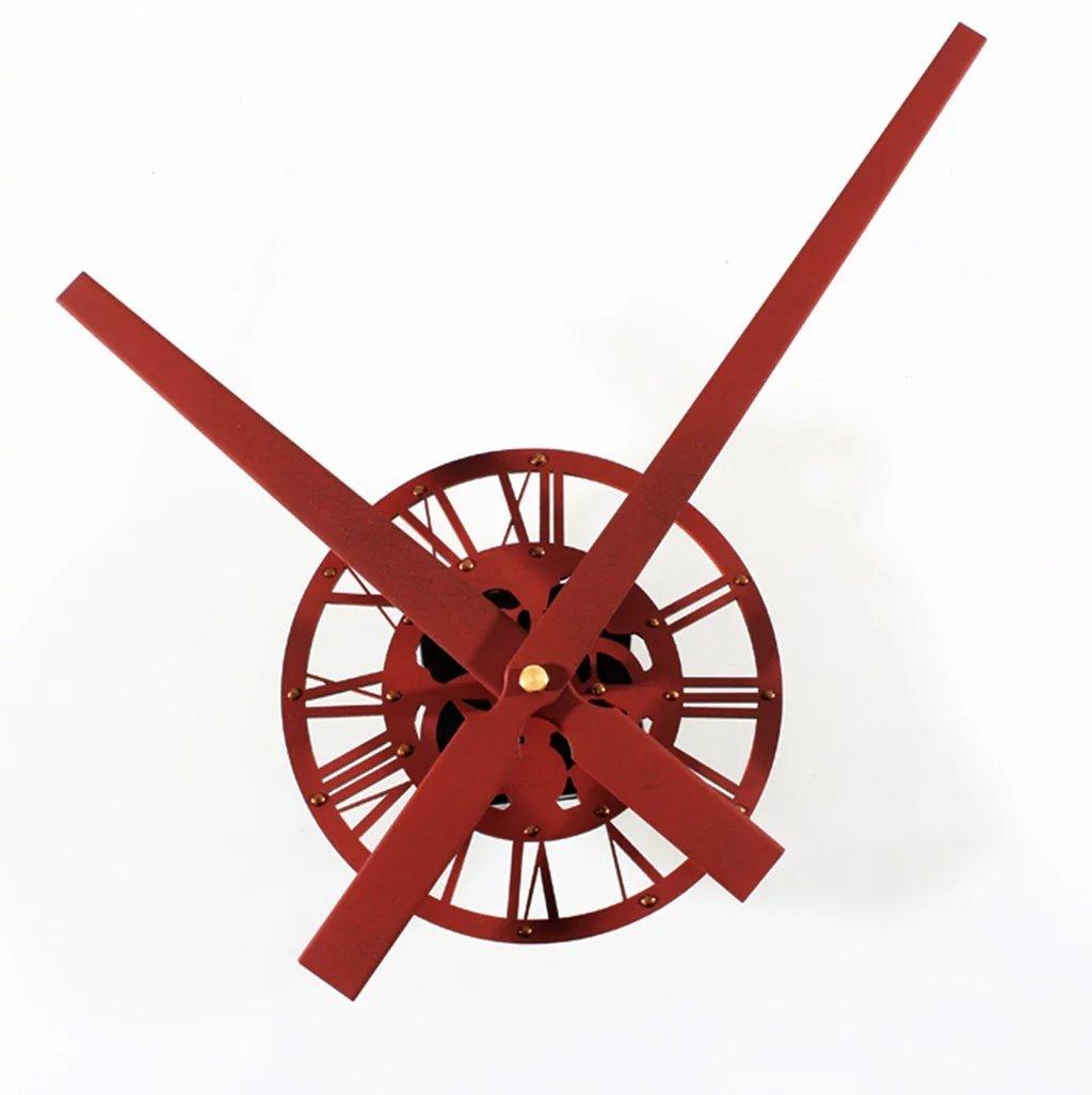 Vintage DIY Mechanism Retro Gear Wall Clock Home Bedroom Decor Art Fashion Time/RW6007 BJXM