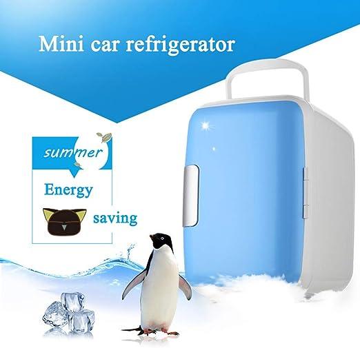 HNFYJQ Refrigerador del refrigerador para Mini automóviles, Modos ...