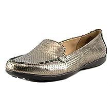 Easy Spirit e360 Jeyden Women US 6.5 Bronze Moc Loafer