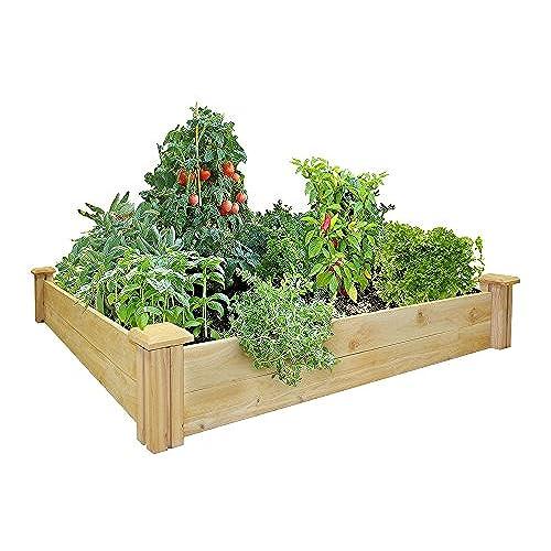 Garden Boxes for Vegetables Amazoncom