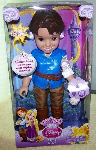 """Disney My First Disney Princess *Flynn Rider* 14"""" Doll"""