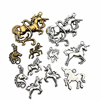 HANDMADE CLIP ON CHARMS FREE GIFT BAG LOTS MORE HORSE DOG MERMAID FAIRY