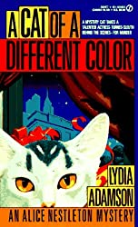 A Cat of a Different Color (An Alice Nestleton Mystery)
