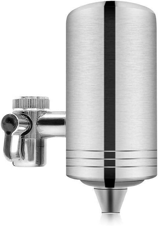 BABI Purificador de Agua del Grifo Sistema de Filtro de Grifo Purificador de Agua del Grifo Cocina Quitar contaminantes nocivos Metal y sedimentos Adecuado para el Grifo estándar: Amazon.es: Hogar
