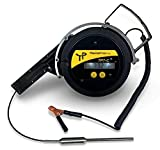 ThermoProbe Model TP-7C-075-AW-SM, Spool type with 75' Cable, Asphalt Weight, Standard Markers, Calibrated in Fahrenheit