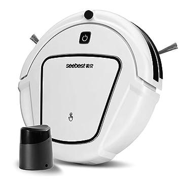 Robot Aspirador, Alto Rendimiento de Limpieza, Programable, súper silencioso ,Gran potencia de