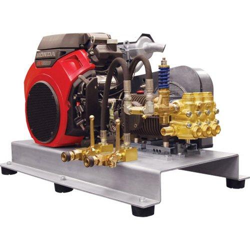 B E Pressure CD-3024HTEBCOM Gas Pressure Washer for Truck...