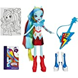 My Little Pony Equestria Girls Includes Accessories Rainbow Dash with Guitar by Hasbro
