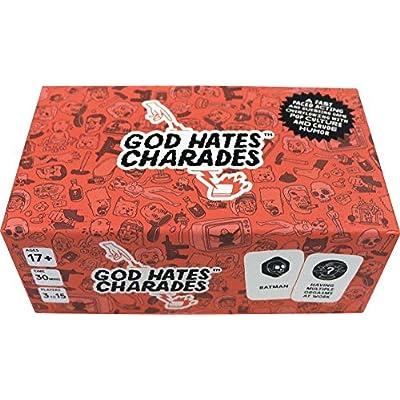 God Hates Charades: Toys & Games