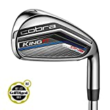 Cobra IR KING F7 CL BK Graphite Regular 5-GW Golf Iron Set, Right Hand