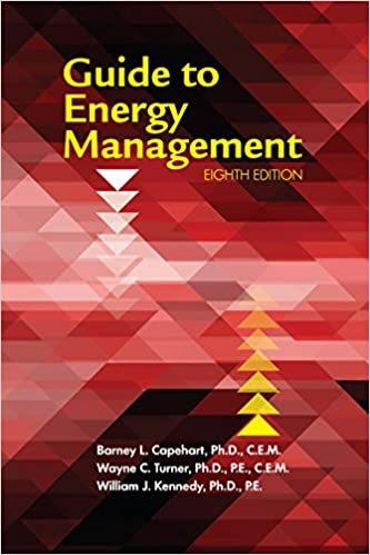 guide to energy management 8th edition barney capehart wayne