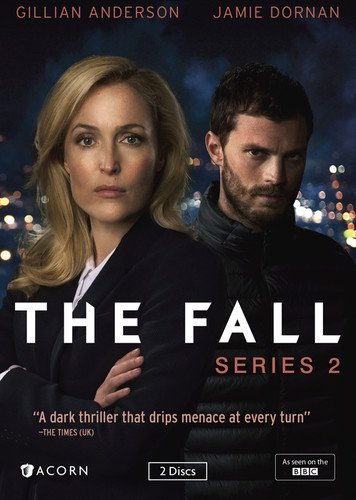DVD : The Fall: Series 2 (DVD)