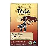 Tega Organic Tea Pure Red Rooibos 18 Count