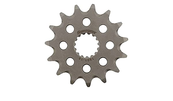 Supersprox CST-1323-14-1 Front Sprocket For Honda CRF 250 R 04 05 06 07 08 09 10 11 12 13 14 15 16 17 CRF 250 X 04 05 06 07 08 09 10 11 12 13 15 16 17