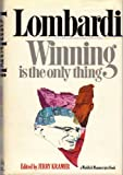 Lombardi Winning Is the Only Thing 1ST Edition