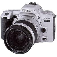 Minolta Dynax 404si Fotocamera reflex, colore: Argento
