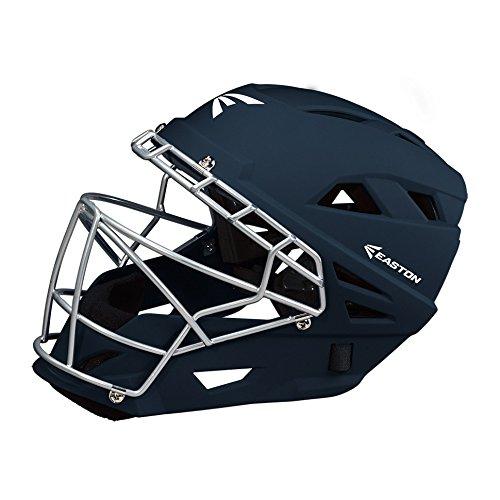 Easton M7 Grip Catchers Helmet, Navy, Small
