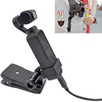 Vicstar DJI OSMO Pocket Clip Extended Bracket Accessories Multi-Function Universal Clamp Backpack Clip Portable Lightweight DJI Osmo Pocket Holder for Movie Journey Photography