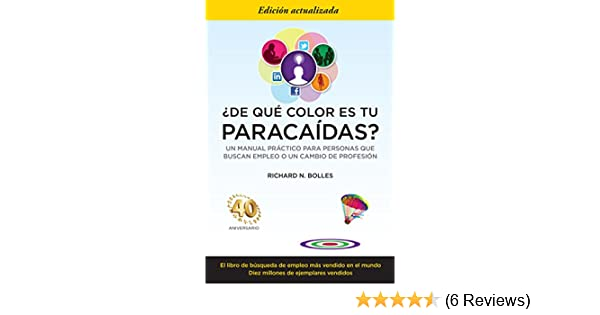 Amazon.com: ¿De qué color es tu paracaídas? (Spanish Edition) eBook ...