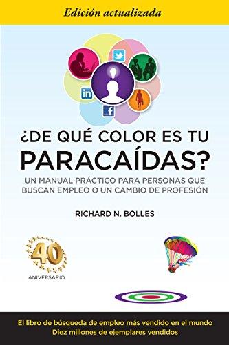 De Que Color Es Tu Paracaidas Spanish Edition