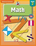 Math, Grade 2, Carson-Dellosa Publishing Staff, 0769682227