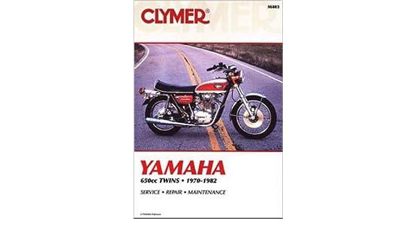 yamaha xs650h service repair manual 1978 1980 download