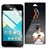 XShields© High Definition (HD+) Screen Protectors for BLU Advance 4.0 L2 (Maximum Clarity) Super Easy Installation [5-Pack] Lifetime Warranty, Advanced Touchscreen Accuracy