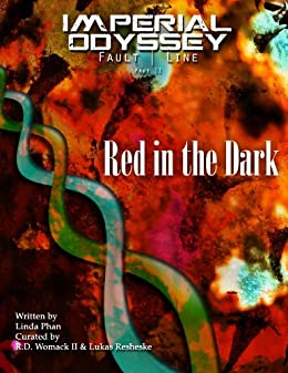 Imperial Odyssey - Red in the Dark (Fault Line Book 2) by [Phan, Linda]