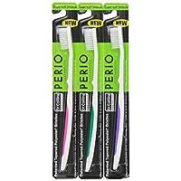 Cepillo de dientes Dr. Collins Perio, (los colores varían) (paquete de 3)