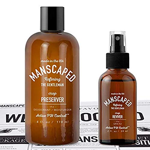 Manscaped Hygiene Bundle, Men