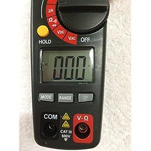 Craftsman Digital 400A AC Clamp-On Ammeter - 82372