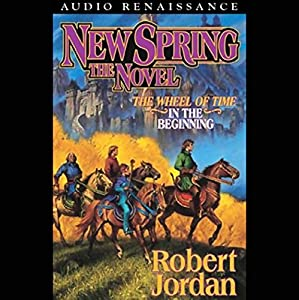 New Spring Audiobook