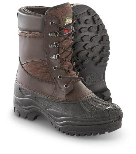 Itasca Mens Winter Brown Boot Adventurer S6wprXqTS