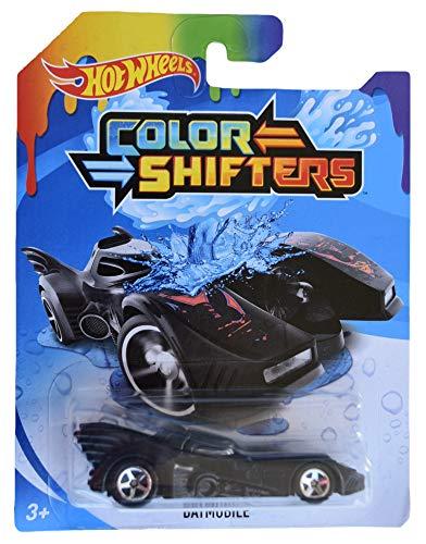Hot Wheels Color Shifters - Batmobile