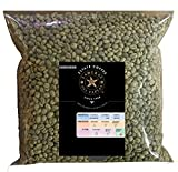 5 lb Peaberry Unroasted Green Coffee Beans, Single Origin Colombi (Peaberry - Colombia - Estate, 5 lb)