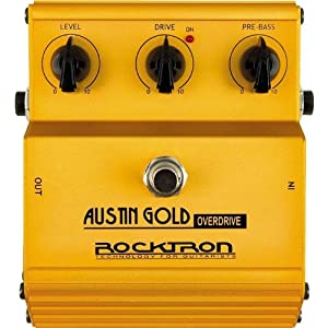 ROCKTRON Ausitin Gold