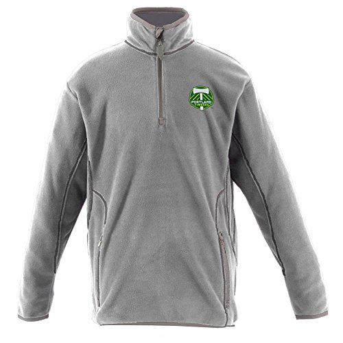 Antigua Portland Timbers Youth Pullover Jacket (YTH (7-8))