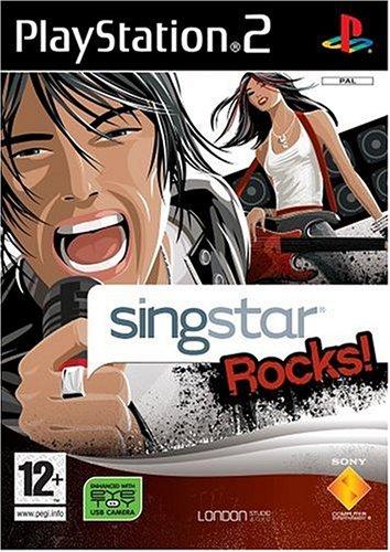 Rocks Singstar (SingStar Rocks! - Solus (PS2))