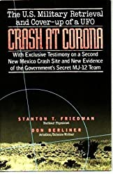 Crash at Corona: US Military Retrieval and Cover-up of a UFO
