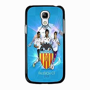 Handsome Design Valencia Club de Futbol Phone Case Cover for Samsung Galaxy S4 Mini Valencia CF Lantern Unique