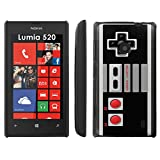 NES Video Game Controller – Mobiflare Nokia Lumia 520 Slim Guard Armor Black Phone Case Review