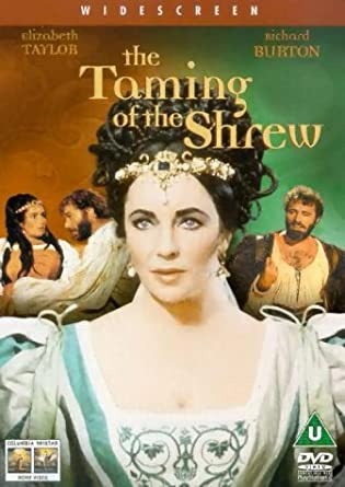 The Taming Of The Shrew [DVD] [2001]: Amazon.co.uk: Elizabeth ...