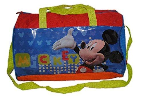 Mickey Mouse Sporttasche Reisetasche Tragetasche Tasche Sportbeutel