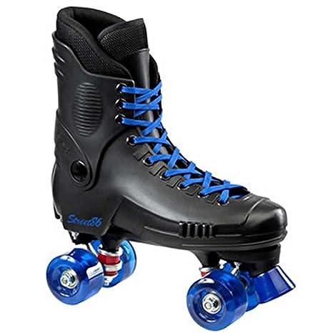 SFR calle patines Quad 86 - azul Talla:4 UK: Amazon.es: Deportes y aire libre