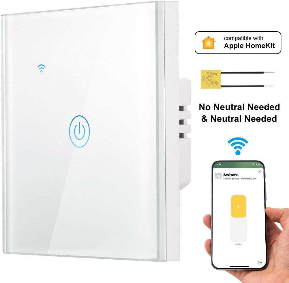 Interruptores inteligentes
