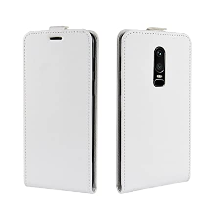 the latest 75e36 411fb Amazon.com: Scheam OnePlus 6 Leather Wallet Case with Series OnePlus ...