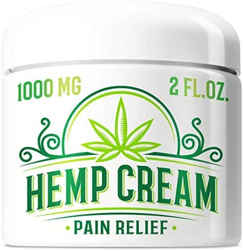 Cream Relief Milligram Natural Extract