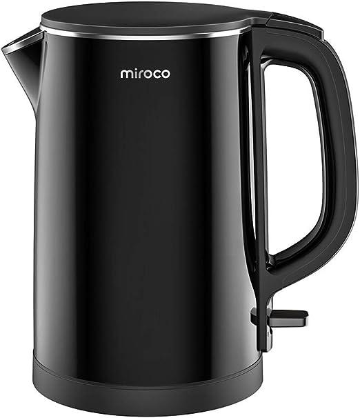Amazon.de: Miroco Wasserkocher, Elektrischer Wasserkessel 1 ...