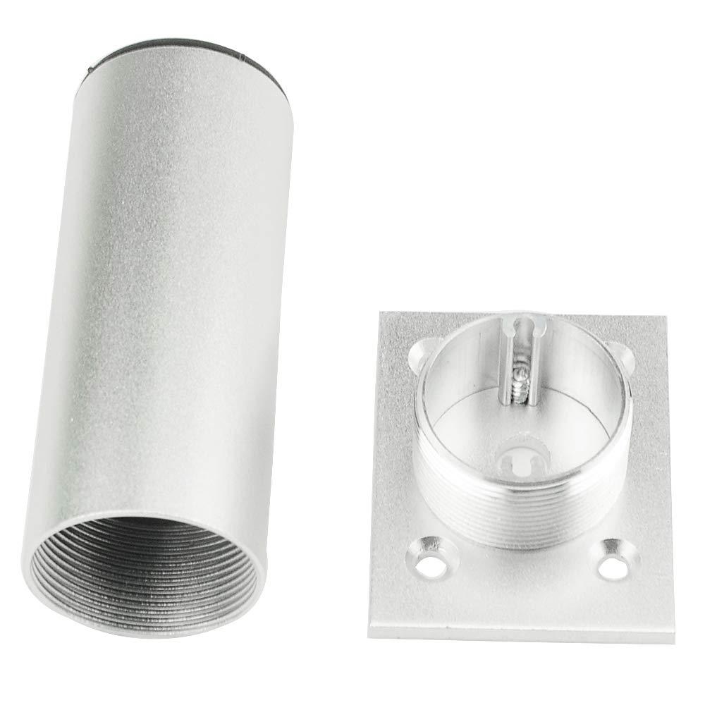 Amazon.com: TOVOT - Patas de metal para muebles (4 unidades ...