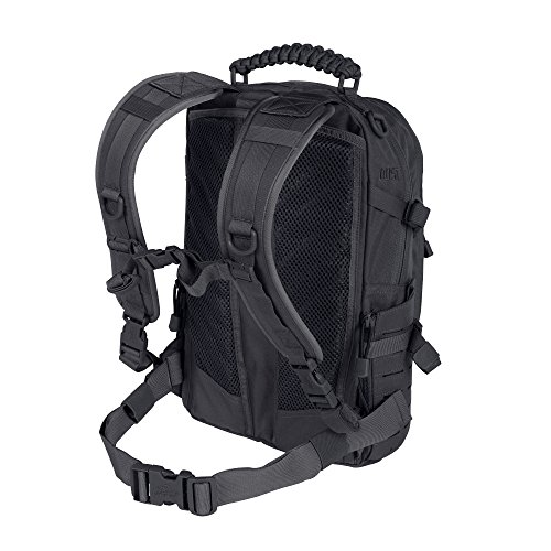 Direct Action Dust Rucksack Schwarz